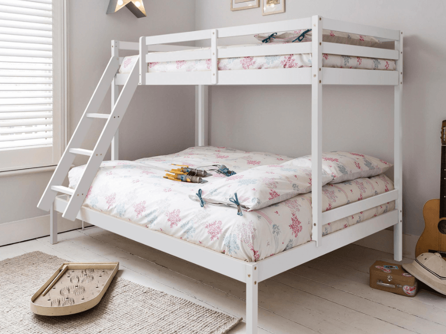 Space-Saving Bed Ideas For Kids